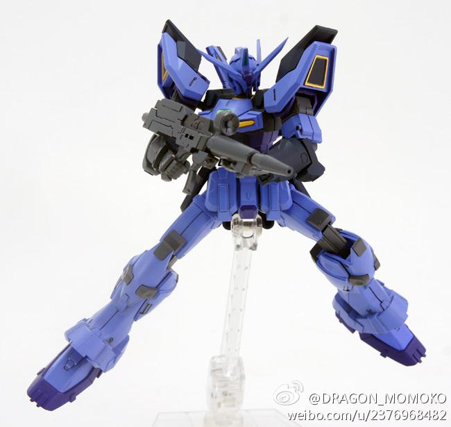 Dragon Momoko Gundam HGUC 1/144 Gundam Geminass OZX-GU02A Type 02 Free Shipping(China (Mainland))