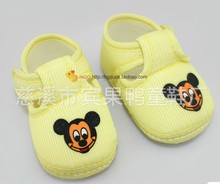 cute printing mouse newborn baby loverly pair Baby first walkers kids Shoes boys girls Soft Soles