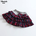 Girls Skirts Summer Style Children Kids Clothes Casual Toddler Girl Bow Mini Party Jean Tutu Skirt