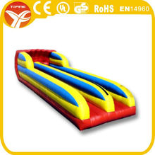 Free shipping inflatable bungee run(China (Mainland))