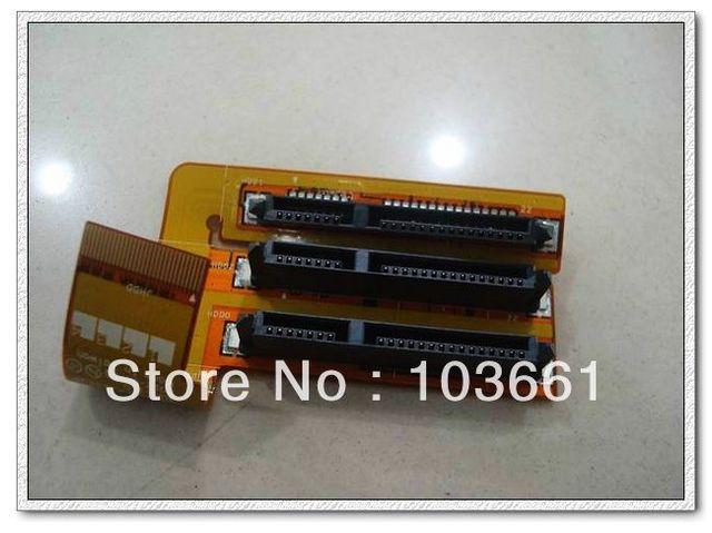 original  For  DELL Alienware M18X R2 R3 laptop M9T51 0M9T51 QBR10 LF-8323P SATA Hard Drive HDD Connector