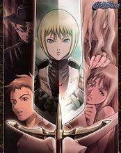 Free shipping Claymore Japan Anime Manga Silk Poster Wall Decor 24×30″ CLM6
