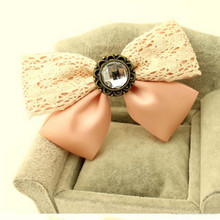 Ribbon hair bow fashion headwear hair accessories for woman hair clips hairpin