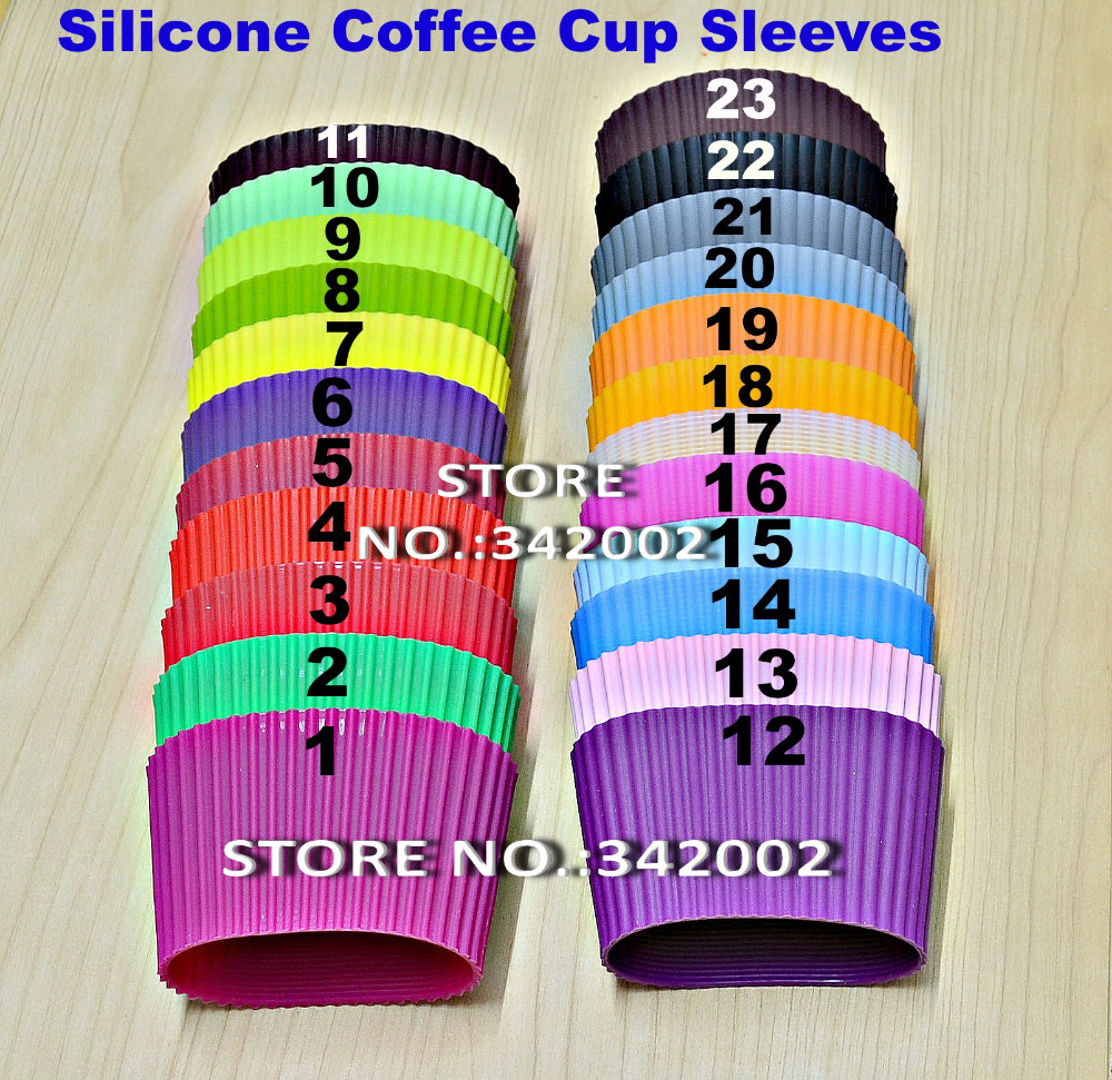 Online Buy Wholesale Silicone Coffee Sleeve From China