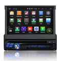 7 Inch 1 Din Android 5 1 1 OS Universal Car DVD Player BT Touchscreen GPS
