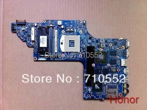 Здесь можно купить  for HP DV6-7000 DDR3 650M 2GB Intel 682174-001 laptop motherbaord 100% tested & working perfect  Компьютер & сеть