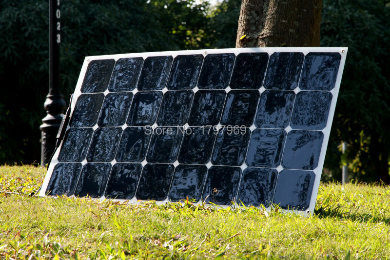 100W portable and flexible solar panel pv solar module supplied by solar panel manufacturer(China (Mainland))