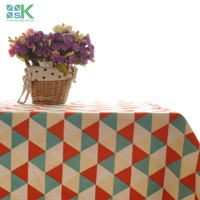 2016 Summer new Korean plaid table cloth tablecloths home hotel cafe bar tablecloths wholesale cotton table cloth , freee shippi(China (Mainland))