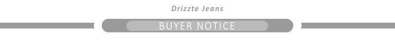 buyer notice
