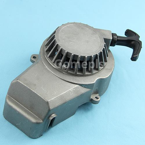 Free Shipping New Aluminium Pull Starter Start Mini Pocket Bikes ATVs Quad 49cc Mower Engines