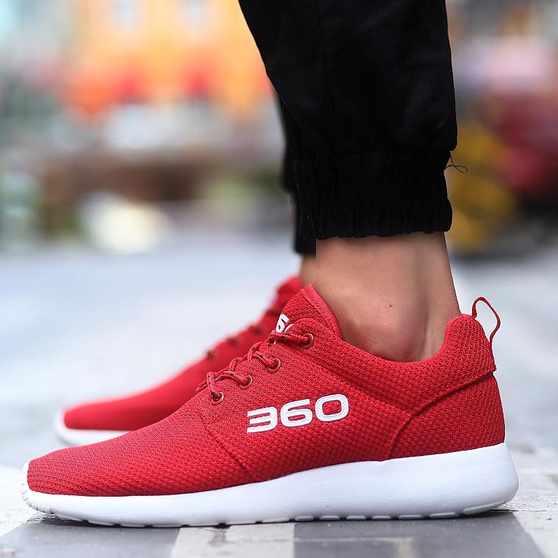 Men Женщины Shoes 2015 Comfortable Men Shoes Mesh Breathable Женщины Модный Shoes Plus Размер 34-46