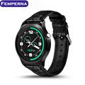 Hot GW01 Smart Watch Bluetooth 4 0 IPS Full Round Smartwatch For apple Samsung Gear S2
