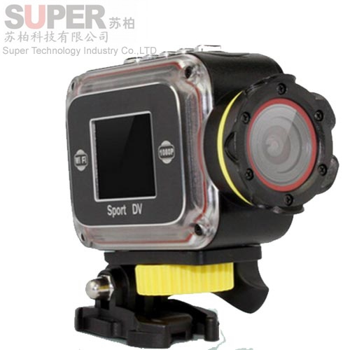 actions camera waterproof action video bike motorcycle cameras Sport camera F24 Full HD 1080P 30FPS H.264 140 degree 5.0M COMS(China (Mainland))