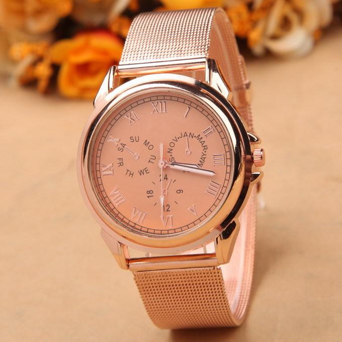Rose Gold Watch Cheap Rose Gold Watch Women