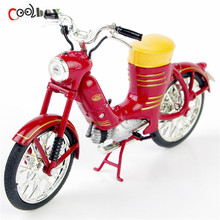 Pre-Sale 1:18 JAWA BN010 Motorcycle Diecast Motorcycle Model Motorbike Collection Red(China (Mainland))