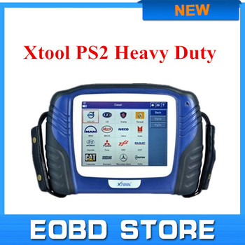 2015 Xtool PS2 scanner for volvo,scania ,daf,iveco ,renault ,hino ,man etc Original Agency free shipping