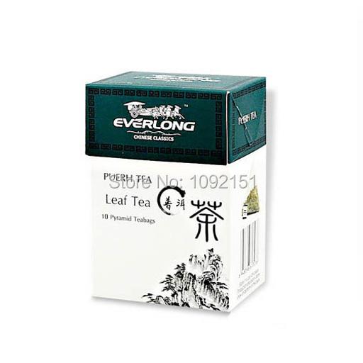 2014 EVERLONG Chinese tea New Premium Pu Er Teabags Pyramid tea bag