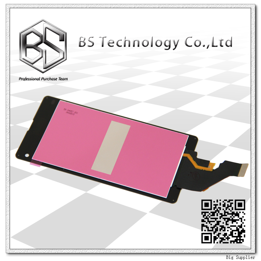 Original Assembly for Sony Z1 mini Compact LCD Screen Display with Digitizer A Quality(China (Mainland))