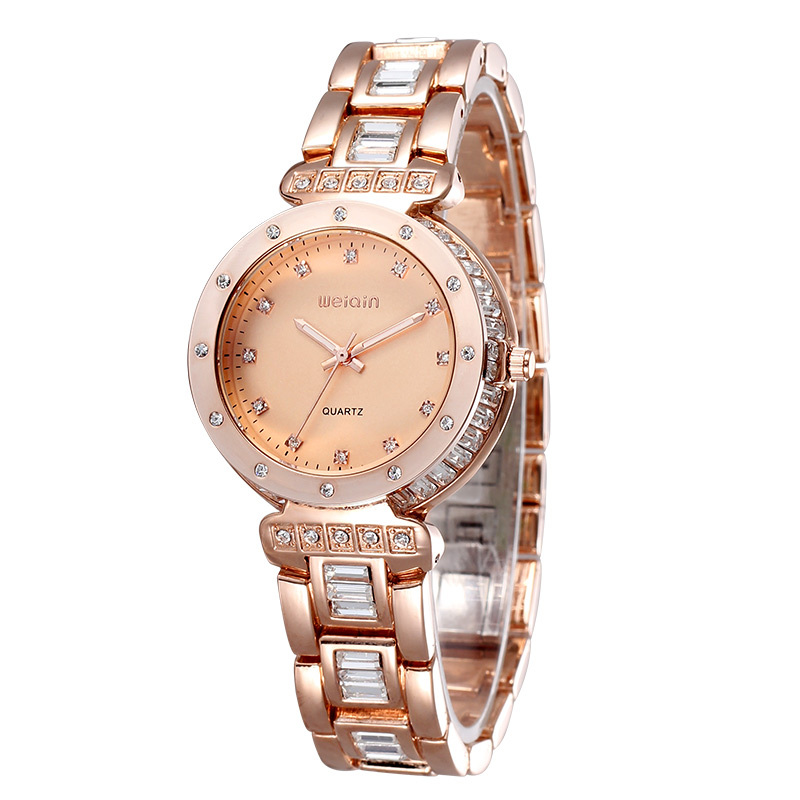 Hot Sale 2015 Fashion Rhinestone Watches Ladies Women ...