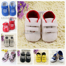 2015 hot sale baby boys fashion sneakers soft sole infant kids toddler shoes first walkers free