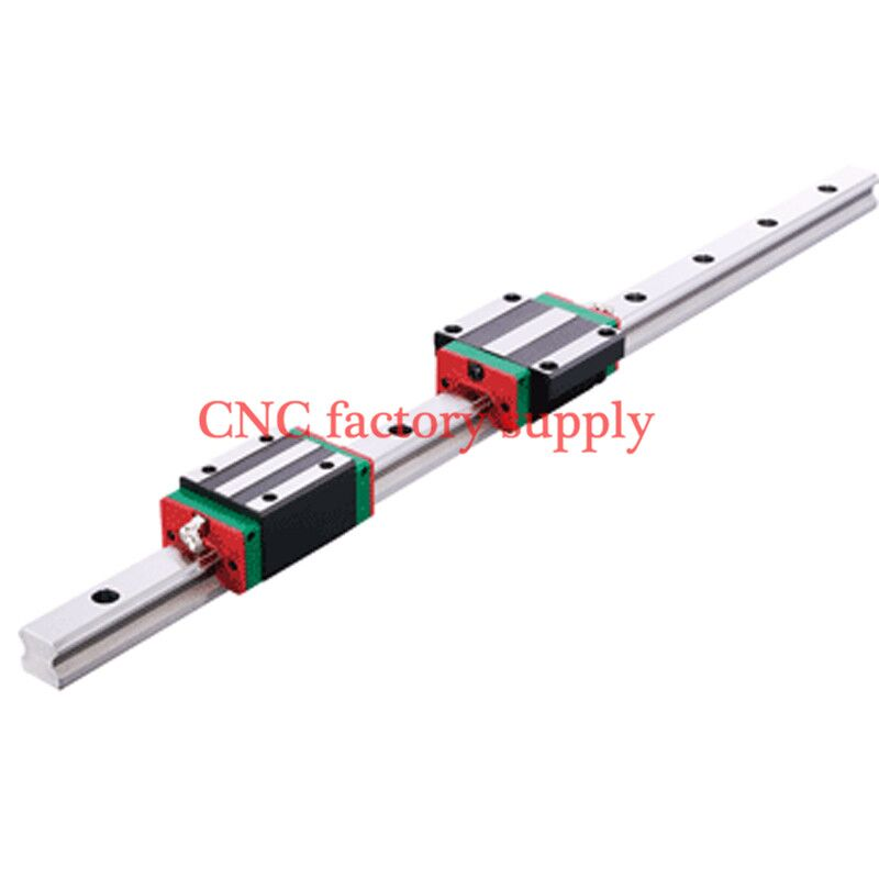 Free shipping 3D print parts CNC machine linear rail slide HGH25mm 25mm 1pcs 25mm L-200mm + 1 pcs HGH25CA carriage(China (Mainland))