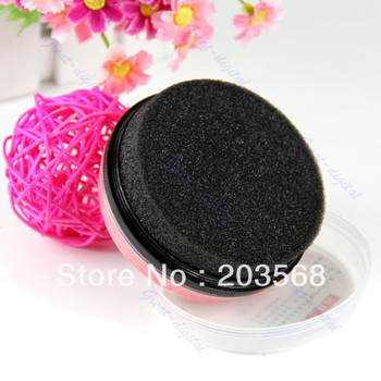 D19+Free Shipping Double Side Sponge Quick Shine Cleaning Brush For Leather Shoes Bags Sofa