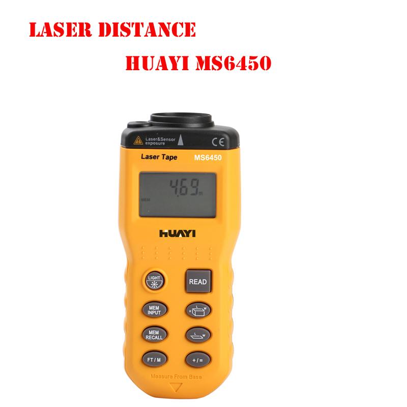 Дальномер HUAYI MS6450  дальномер meet ms 982