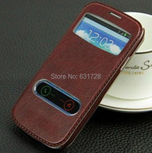 For Samsung Galaxy S3 i9300 S 3 SIII New Hot Fashion phone Leather case Cover Cell phone protector Covers Shell Skin Cases(China (Mainland))