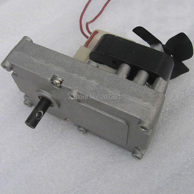 Free shipping miniature 120fh 1 5 dc one way gear motor w Miniature gear motors
