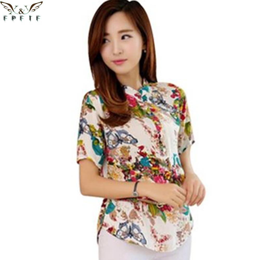 Buy 2016 Summer Style Kimono Blouses Top