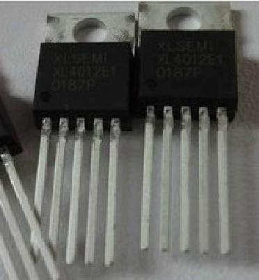 XL4012E1 XL4012 LED driver chips XLSEMI [TO-220](China (Mainland))