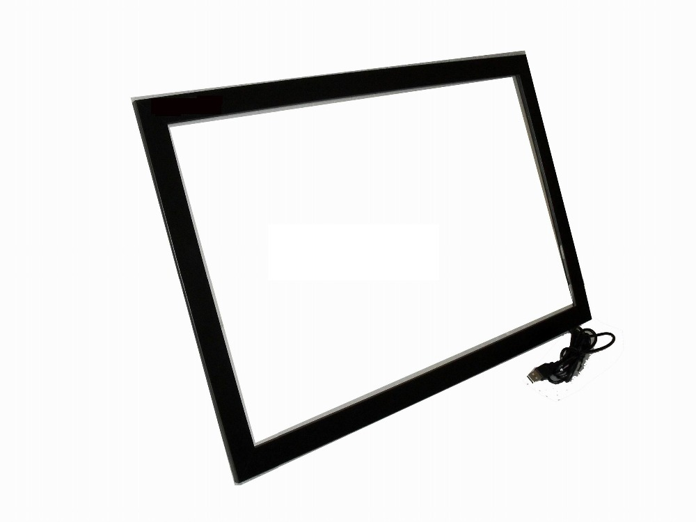 Hot Sale 10 Points 55 Inch USB Multi Touch Screen Overlay Panel Kit without Glass For Touch Table/Interactive Display(China (Mainland))