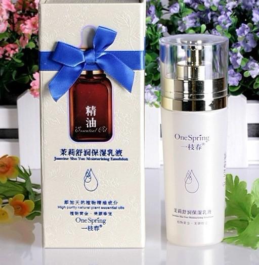 Special offer free shipping genuine herb moisturizing lotion 100ml Spray of Spring jasmine essential oils Shu-run effect<br><br>Aliexpress