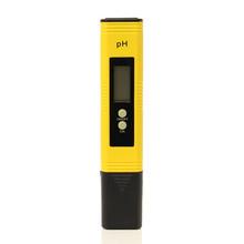 Buy New Pen Water PH Meter Digital Tester 0.00-14.00pH Protable Digital PH Meter Tester Aquarium Pool Water Wine Laboratory for $6.55 in AliExpress store