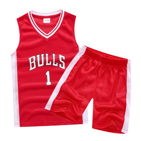 New summer 2015 baby boy NBA basketball clothes suit kids clothes set children sports performance clothing vest and shorts l2307(China (Mainland))