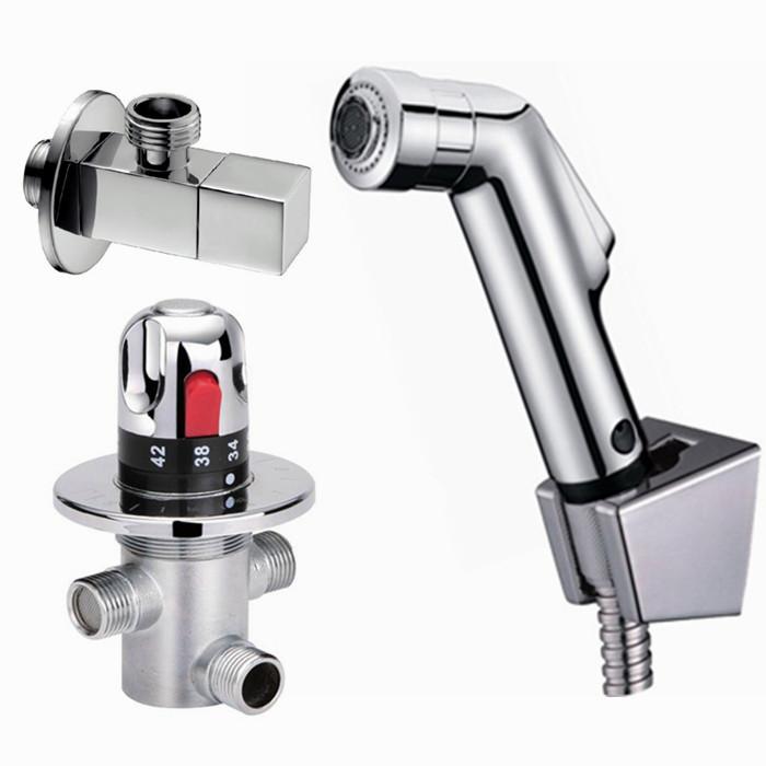 Dusche Brausehalter : Portable Bidet Spray Faucet