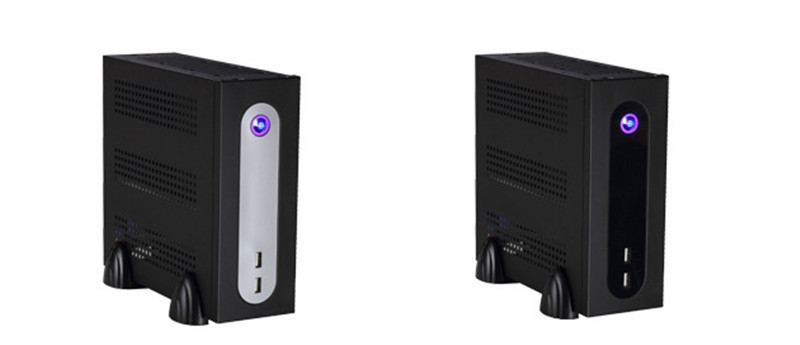 DHL Free shipping 2015 hottest via C7 portable windows 10 computer server LPT computer QOTOM-T26H<br><br>Aliexpress