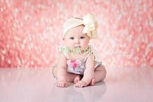 3X4ft free shipping vinyl cloth photography backdrops newborn computer Printing pink bokeh background for photo studio