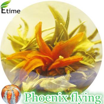 Гаджет  tea phoenix flying Special Offer Health Detox Beauty Lose Weight flower tea (1lot=10Pcs) Fragrance blooming tea BLT008 None Еда