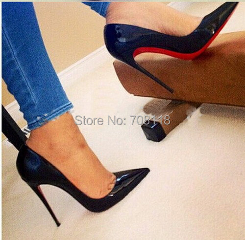 2015 Womens Red Sole Shoes Discount Red Bottom Shoes So Kate Pumps ...