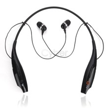 2015 New Popular Manetic Wireless Bluetooth Stereo Headset Neckband Style Black 36(China (Mainland))