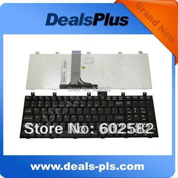 Brand New FOR LG MSI MS-1683 CR600 LG E500 US Keyboard Black