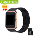 Hot sale GT08 bluetooth smart Watch android smartwatch sim card fitness for apple ios android phone