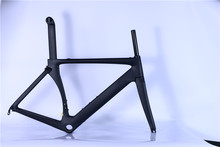 2016 new finish full carbon fibre s5 frame+carbon handlebar Road bike matte s5 carbon bicycle frame BBright ,2 years warranty(China (Mainland))