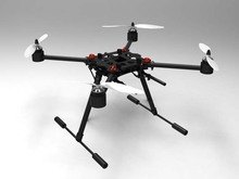 Hot! quadcopter drones MH550 Radios control quadropter multicopter RTF model four axis multicopter rotor UFO aircraft hobby