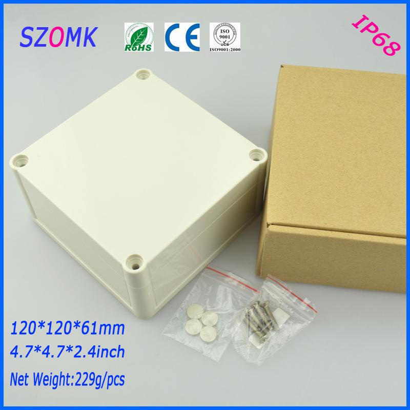 ip68  waterproof box  / 120*120*61 mm<br><br>Aliexpress