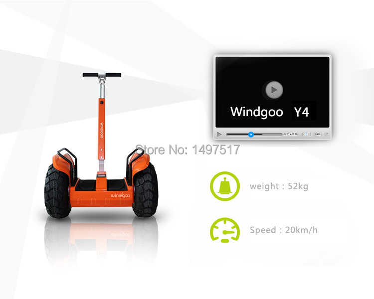 Smart Golf Vehicle Outdoor Low Price Scooter Electric Scooter by Body Control(China (Mainland))
