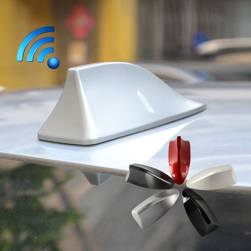 FOR volkswagen vw passat b5 polo sedan three box chevrolet to auto shark fin antenna with blank radio cars roof antena(China (Mainland))