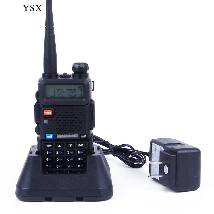 Baofeng UV-5R Walkie Talkie Two Way Radio Dual Band Baofeng UV5R radio comunicador cb radio telsiz uv-82 yaesu vx-6r 777s(China (Mainland))