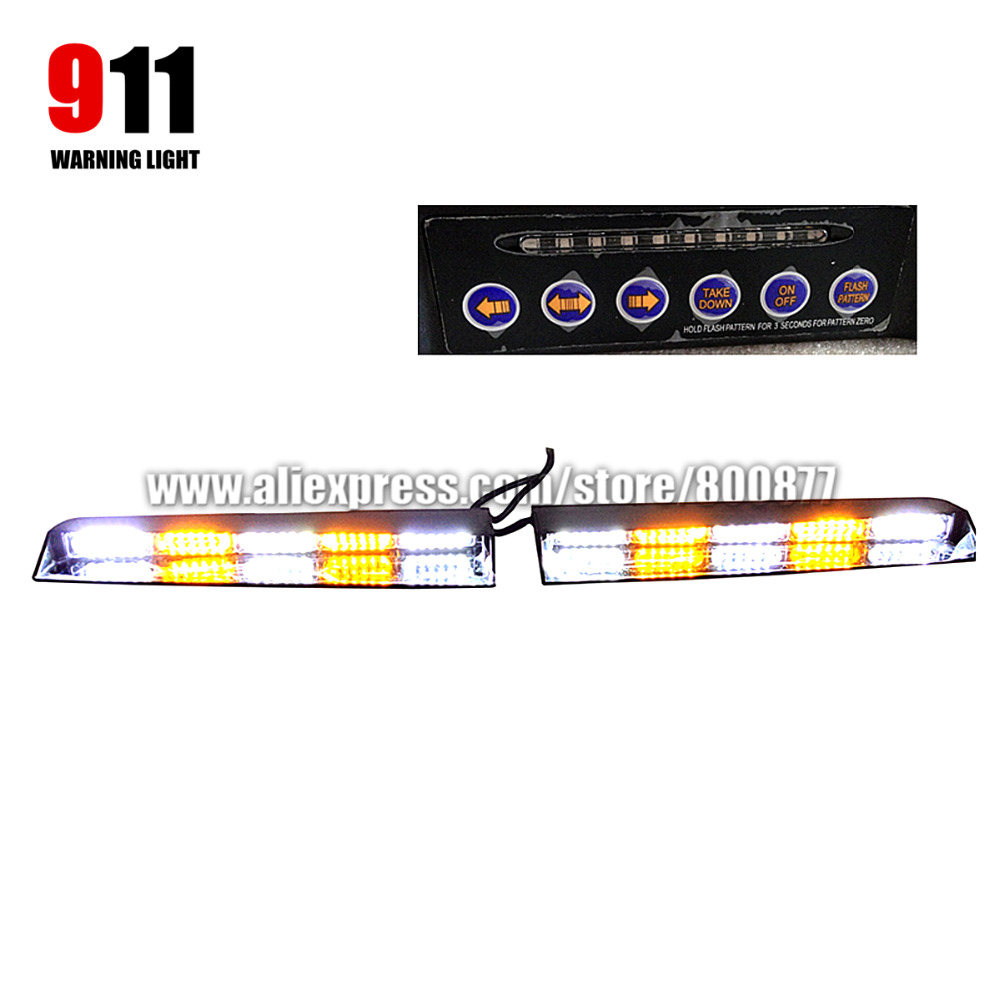 lights led visor light led interior lightbar emergency warning light. Black Bedroom Furniture Sets. Home Design Ideas